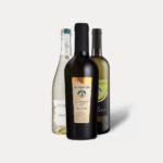 Confezione mista di 3 bottiglie (1 Rosso Passito, 1 Frizzante, 1 Verdisio), La Cappuccina