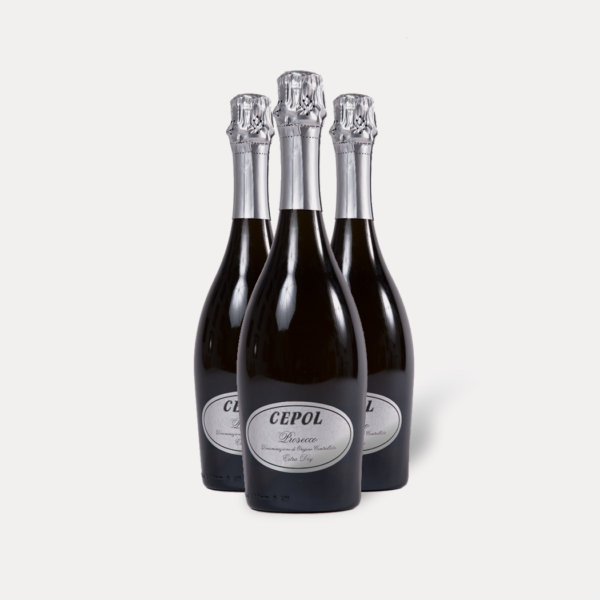 Prosecco Spumante Extra Dry DOC (x3), Cepol